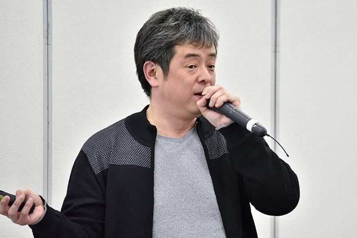 不動産投資家 兼 満室経営新聞編集長 寺尾恵介氏