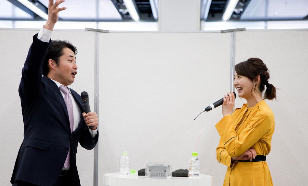 特別講演「杉村太蔵とおのののかの熱血投資塾」